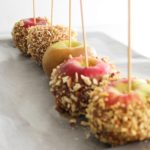 Vegan Candy Apples