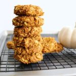 Vegan Pumpkin Banana Cookies